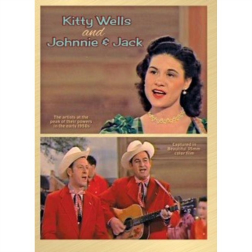 Kitty Wells And Johnnie & Jack (DVD)