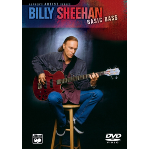 Billy Sheehan: Basic Bass (UK-import) (DVD)