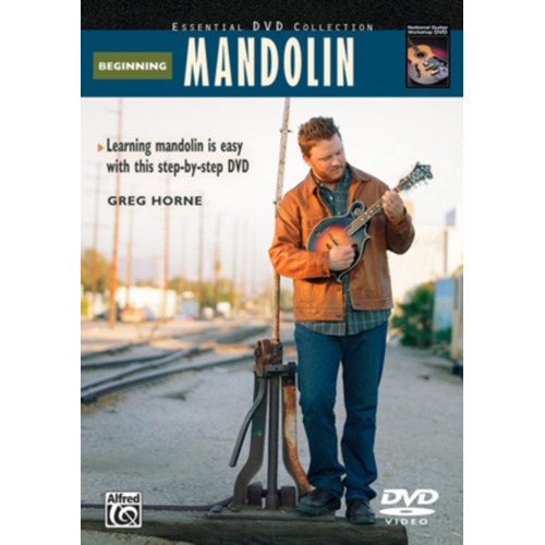 Complete Mandolin Method - Beginning Mandolin (UK-import) (DVD)