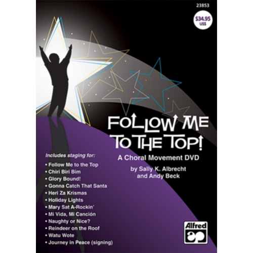 Choral Movement: Follow Me To The Top! (UK-import) (DVD)