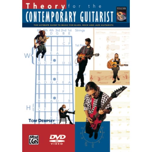 Theory For The Contemporary Guitarist (UK-import) (DVD)
