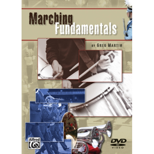 Marching Fundamentals (UK-import) (DVD)