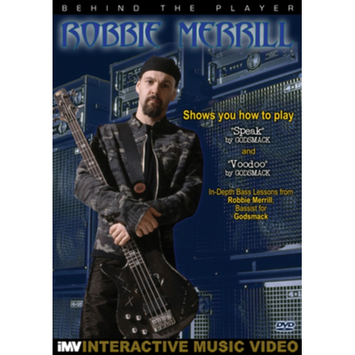 Robbie Merrill: Behind The Player (UK-import) (DVD)