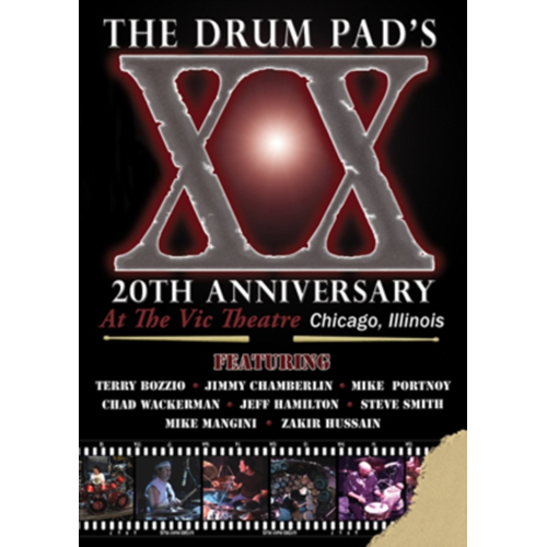 Drum Pad's 20th Anniversary - At The Vic Theatre (UK-import) (DVD)