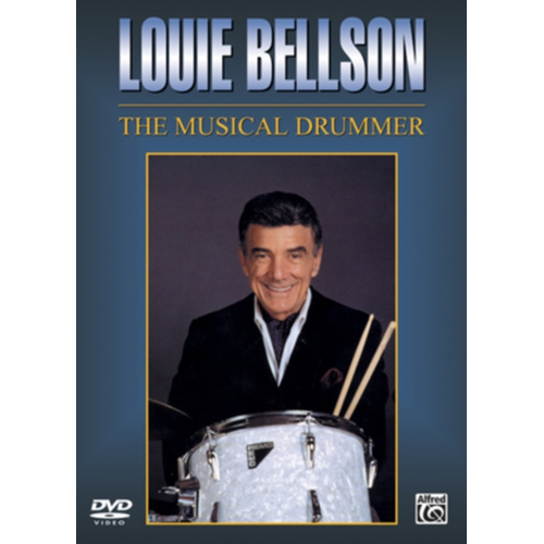 Louie Bellson: The Musical Drummer (UK-import) (DVD)