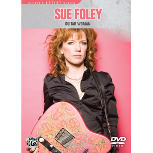 Sue Foley: Guitar Woman (UK-import) (DVD)