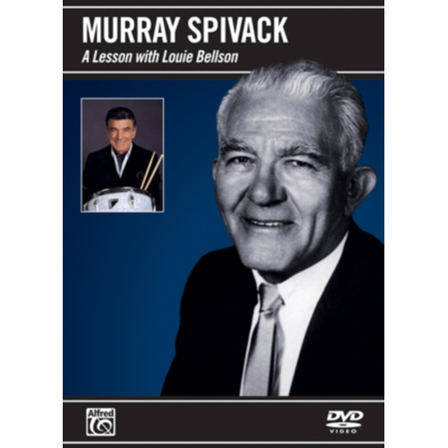 Murray Spivack: A Lesson With Louie Bellson (UK-import) (DVD)