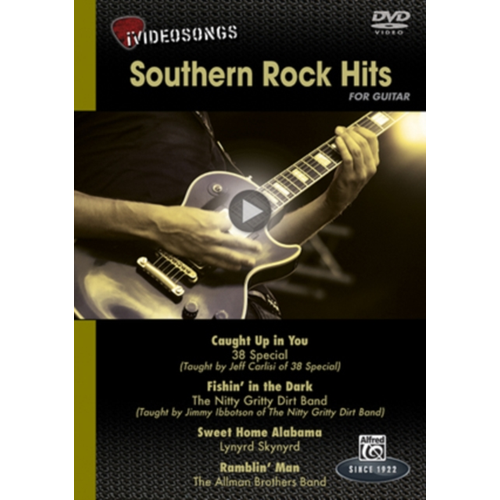 Ivideosongs: Southern Rock Hits (UK-import) (DVD)