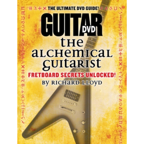 Guitar World: The Alchemical Guitarist (UK-import) (DVD)