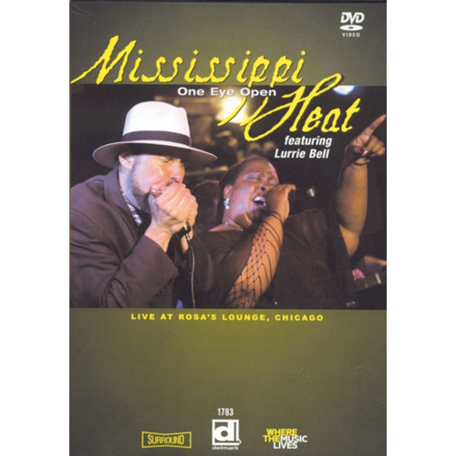 Mississippi Heat: One Eye Open (UK-import) (DVD)