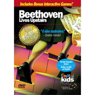 Beethoven Lives Upstairs (UK-import) (DVD)