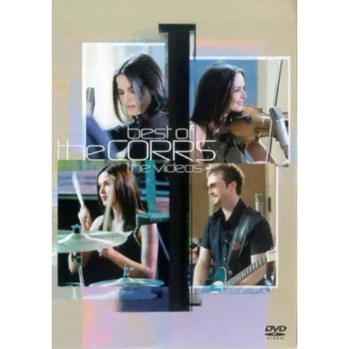 Corrs: The Best Of The Corrs - The Videos (UK-import) (DVD)