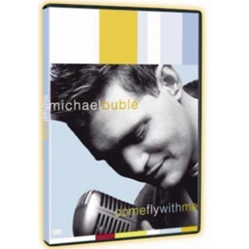Michael Bublé: Come Fly With Me (UK-import) (DVD)