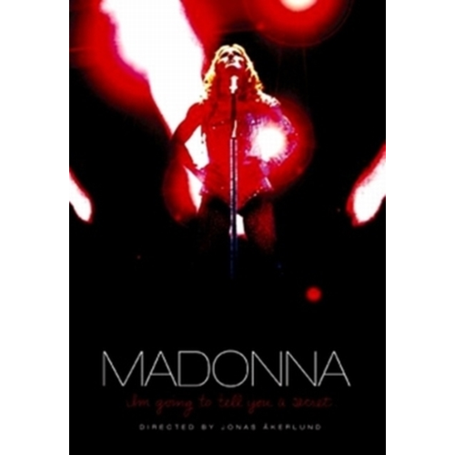 Madonna: I'm Going To Tell You A Secret (UK-import) (DVD)