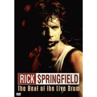 Produktbilde for Rick Springfield: The Beat Of The Live Drum (UK-import) (DVD)