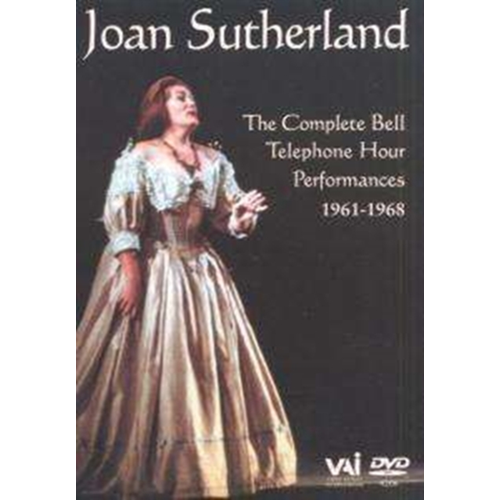 Joan Sutherland: The Complete Bell Telephone Hour Performances (UK-import) (DVD)