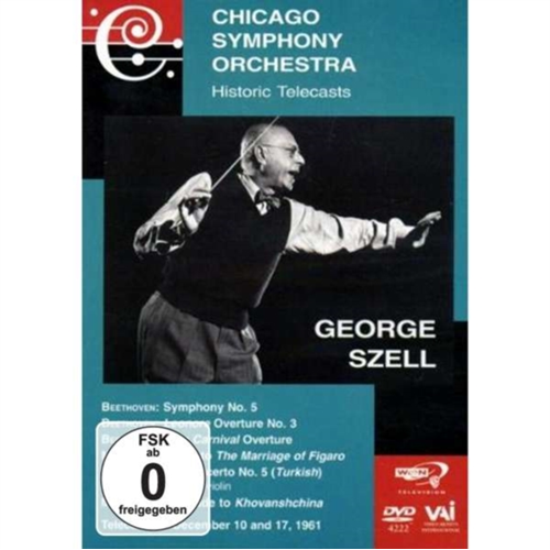 George Szell: The Chicago Symphony Orchestra (UK-import) (DVD)