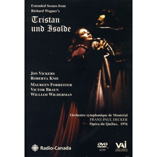 Extended Scenes From Wagner's Tristan And Isolde (UK-import) (DVD)