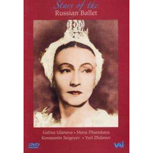 Stars Of The Russian Ballet (UK-import) (DVD)