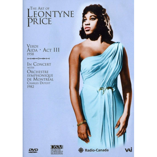 Art Of Leontyne Price: Montreal Symphony Orchestra (Dutoit) (UK-import) (DVD)