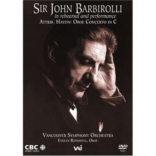 Sir John Barbirolli: In Rehearsal And Performance (UK-import) (DVD)