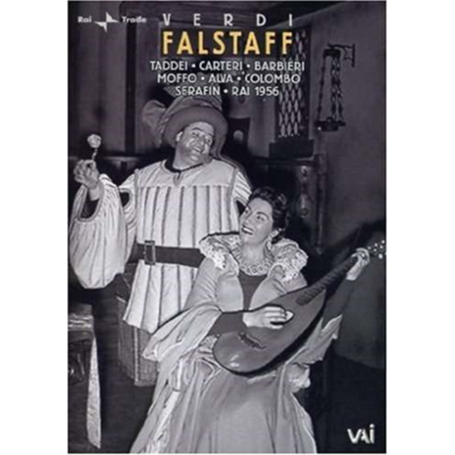 Falstaff: 1956 Telecast (UK-import) (DVD)