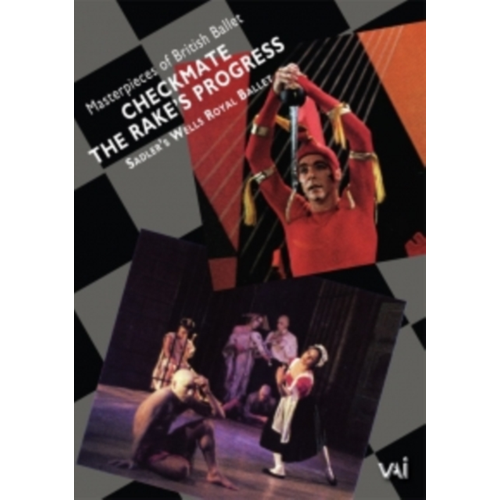 Masterpieces Of British Ballet: Checkmate/The Rake's Progress (UK-import) (DVD)