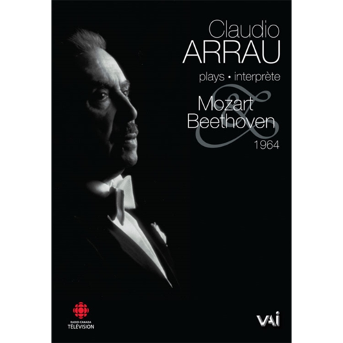 Claudio Arrau Plays Mozart And Beethoven (UK-import) (DVD)
