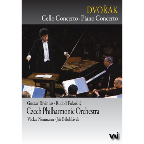 Dvorák: The Czech Philharmonic Orchestra (UK-import) (DVD)
