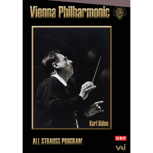 Karl Bohm Conducts The Vienna Philharmonic Orchestra (UK-import) (DVD)