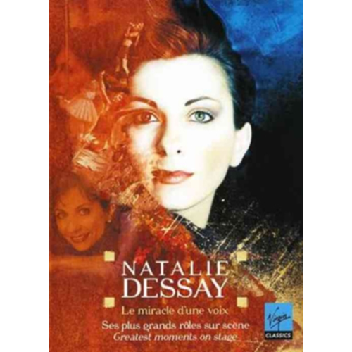 Natalie Dessay: Greatest Moments On Stage (UK-import) (DVD)