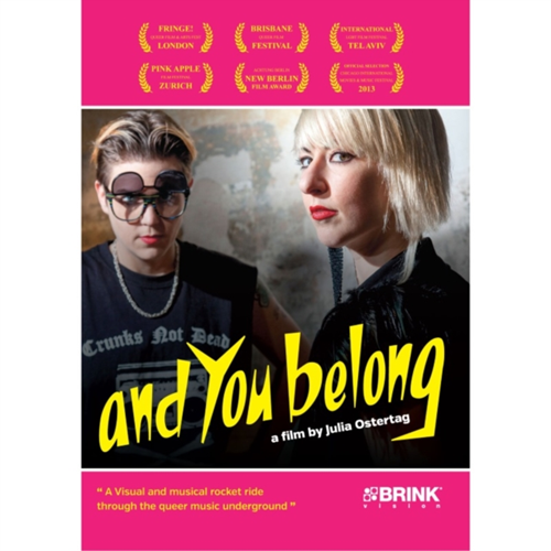 And You Belong (UK-import) (DVD)