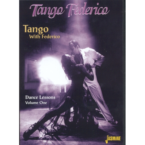Tango With Federico: Dance Lessons - Volume 1 (UK-import) (DVD)