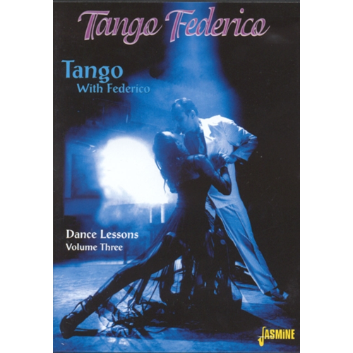 Tango With Federico: Dance Lessons - Volume 3 (UK-import) (DVD)