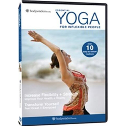 Essential Yoga For Inflexible People (UK-import) (DVD)