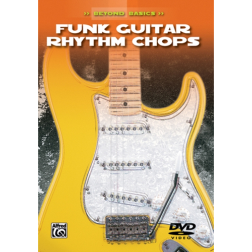 Beyond Basics: Funk Guitar Rhythm Chops (UK-import) (DVD)