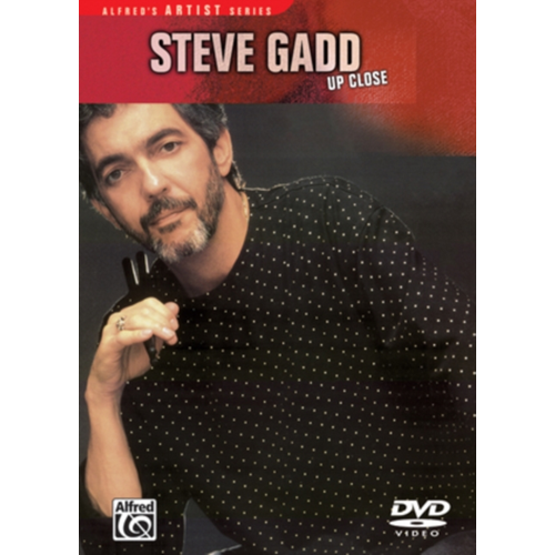 Steve Gadd: Up Close (UK-import) (DVD)