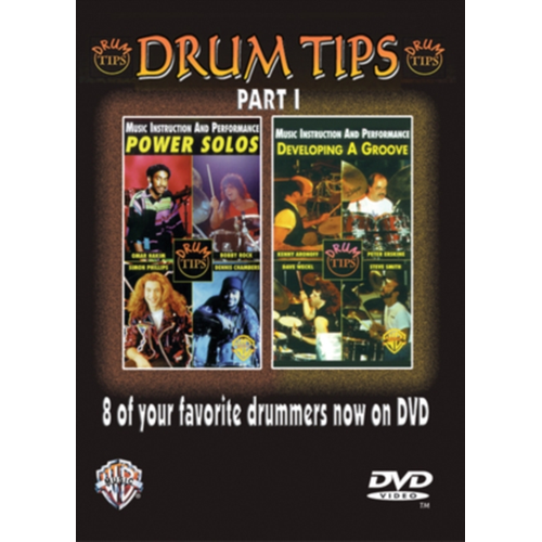 Drum Tips: Developing A Groove (UK-import) (DVD)