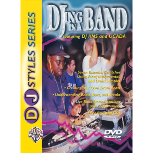 DJ Styles: Djing In A Band (UK-import) (DVD)