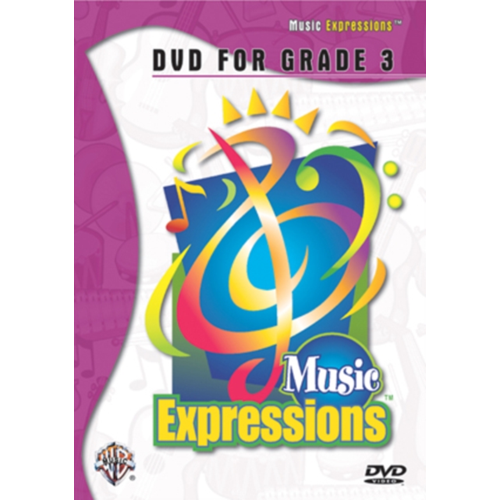 Music Expressions: Grade 3 (UK-import) (DVD)