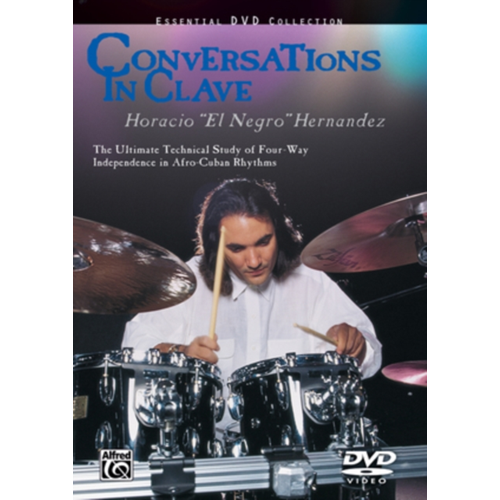 Conversations In Clave (UK-import) (DVD)