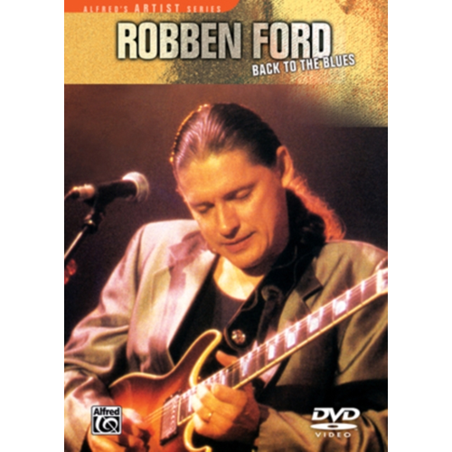 Robben Ford: Back To The Blues (UK-import) (DVD)