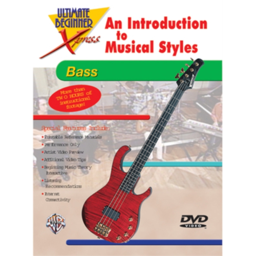 Ultimate Beginner - Xpress: Bass - An Introduction To Musical... (UK-import) (DVD)