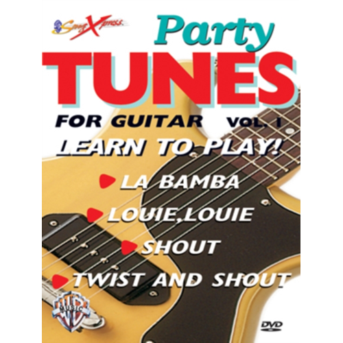 Songxpress: Party Tunes - Volume 1 (UK-import) (DVD)