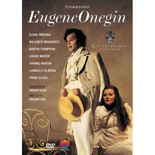Eugene Onegin: Glyndebourne Festival Opera (UK-import) (DVD)