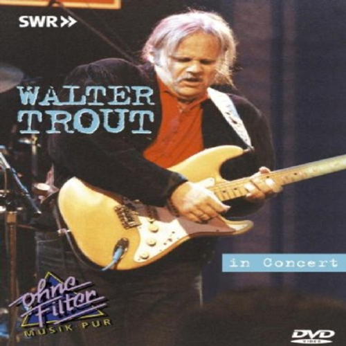Walter Trout: Live In Concert (UK-import) (DVD)