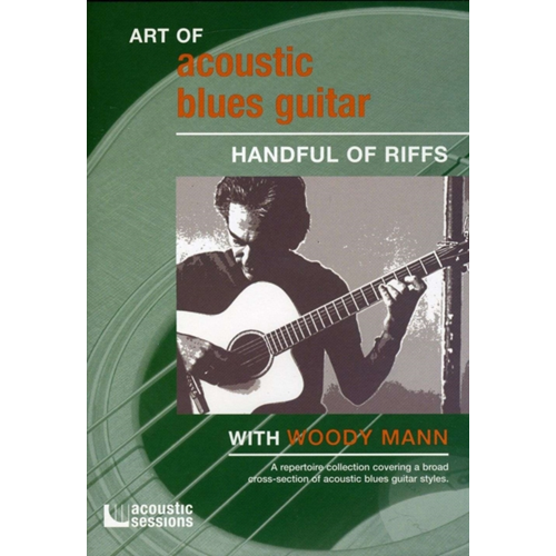 Art Of Acoustic Blues Guitar Handful Of (UK-import) (DVD)