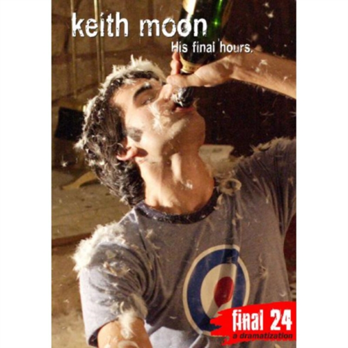 Final 24: Keith Moon (UK-import) (DVD)
