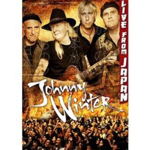 Johnny Winter: Live From Japan (UK-import) (DVD)