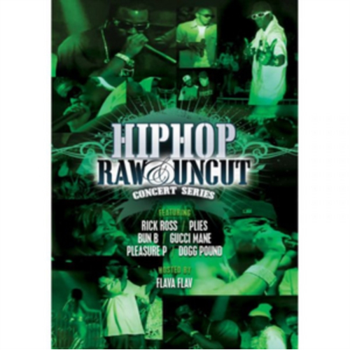Hip Hop Raw And Uncut: Live In Concert (UK-import) (DVD)